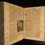 1673 ENORMOUS Papal Bulls Catholic Magnum Bullarium Pope Clement X Urban VIII