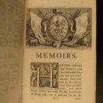 1740 Works of John Sheffield English Poetry Shakespeare Julius Caesar Dryden 2v