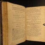 1695 Gherardi Italian Theater & Operas French Plays Commedia dell'Arte Burlesque