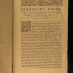 1584 1ed Tertullian Early Church Father Pagan Heresy anti Jewish Pamelius FOLIO