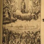1709 1ed Hierarchia Augustana Augsburg Cathedrals German Khamm Illustrated