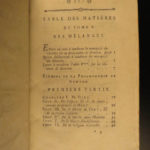1770 Complete Works of VOLTAIRE Henriade La Pucelle Russia Louix XIV Newton 56v