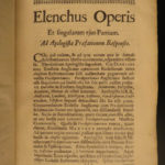 1669 1ed John Durel Defense of Church of England Worship Apologetics Catholic