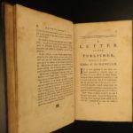1729 1ed DUNCIAD Alexander Pope Epic Poetry Mythology Britain English Gilliver