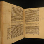 1584 ENGLISH Constitution LAW Government De Republica Anglorum Smith England