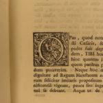 1737 1ed History of HUNGARY Jesuit Kazy Trnava Slovakia Philosophy RARE FOLIO