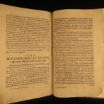 1657 FAMED Polyglot BIBLE Hebrew Latin Saint Pagnino & Arias Montano Leipzig