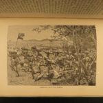 1890 1st ed In Darkest Africa Henry Stanley Emin Pasha Expedition Livingstone