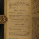 1863 US Army Regulations Civil War Union Officer Military Tactics Provenance