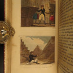1823 Travels of Giovanni Belzoni EGYPT Pyramids Voyages Fruits of Enterprize