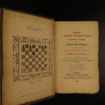 1818 Practical CHESS Exercises Kenny Instruction Game Strategy Rules Illustrated
