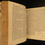 1539 LAW of the Concordat of Bologna Italy Pope Leo X Catholic France Rebuffi