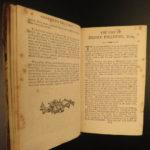 1799 History of Tom Jones Henry Fielding English Literature RARE 2v Cooke Eng ed
