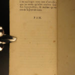 1679 EARLY Descartes Passions of the Soul Philosophy Psychology Metaphysics