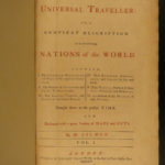 1755 CHINA Travel Guide Illustrated Atlas Japan Tombs Philippines ASIA Salmon