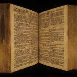 1739 MASSIVE Basel German Bible Martin Luther + Apocrypha Swiss Biblia Buxtorf