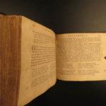 1799 Bogatzky Golden Treasury ENGLISH Bible Daily Devotional Hymns Prayers RARE
