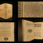 1764 Demon Exorcism Manual Czech Bernhard Sannig Catholic Conspiracy Rites
