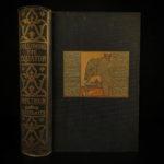1897 1st ed / 1st Mark Twain Following the Equator Travelogue India RARE Travels