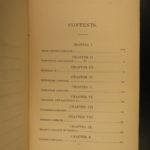 1865 1st ed Camp March & Battlefield Civil War Union Campaigns Burnside Meade