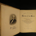 1888 1ed CALIFORNIA Illustrated Santa Clara GOLD Indian Tribes Mexico WARS Foote