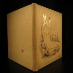 1888 1st ed Rip Van Winkle by Washington Irving Merrill Illustrations BEAUTIFUL