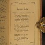 1861 1ed Civil War Hymnbook Songs of Prayer & Praise American Hymns Soldiers