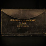 1893 Spanish-American War Soldier Handbook Air Defense Artillery Hershler Army