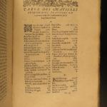 1598 LAW French Customs of Paris France Charondas Caron Civil & Criminal Law