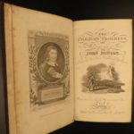 1816 John Bunyan Pilgrim's Progress Illustrated Demons Allegory English Calvinsm