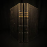 1846 1st Illustrated ed Count of Monte Cristo Alexandre Dumas French Literature