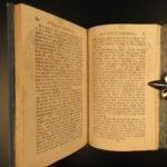 1747 1ed English Condamine Science Voyage Equador South America Amazon Geography