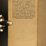1640 Leucippe and Clitophon Achilles Tatius Greek Mythology Eroticism Latin