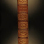 1867 Folk Songs American & British Poetry Tennyson Shakespeare Longfellow Burns