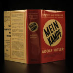 1941 Adolf Hitler MEIN KAMPF World War II Nazi Germany Anti-Semitism English ed