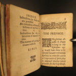 1644 Saint Francis Assisi Monastic Rule of Penance ENGLISH ed Angelus Douay