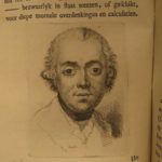 1784 Physiognomy Essays DUTCH Lavater Illustrated Occult Sciences Psychology