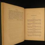 1860 1ed Arctic Voyage McClintock US Narrative Fate of John Franklin Shipwreck