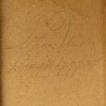 1797 EARLY American Bible Sermons Ephraim Judson Litchfield Connecticut RARE