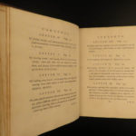 1784 HUNTING Thoughts Peter Beckford FOX Hares Hunt Hounds Dogs Illustrated