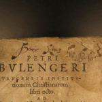 1561 1ed Theophilus & Dorothea of Caesarea Martyr Bulenger Christian Institute