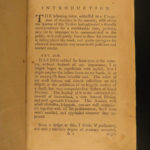 1788 Osterwald Compendium of Christian Theology EARLY Americana Reformed Church
