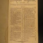 1800 Death of George Washington SLAVES America Slavery Napoleon Bonaparte Wars