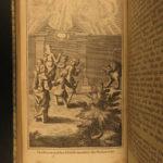 1760 Pilgrim's Progress John Bunyan ART Illustrated Holy War PURITAN Allegory