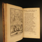 1734 1ed Saint Francis of Assisi Illustrated Miracles 2v Alcoran des Cordeliers