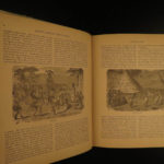 1890 1st ed AFRICA Great African Travelers Illustrated Mungo Park Stanley Pacha