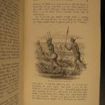 1866 1ed Albert Nyanza Nile Tributaries AFRICA Egypt Abyssinia Samuel Baker Maps