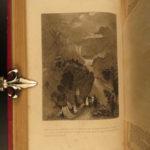1861 John Bunyan Illustrated Pilgrims Progress Mr Badman Gulliver Solomon Temple
