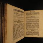 1636 1st ed Peter Heylyn History of Sabbath anti Puritan Ambrose When in Rome