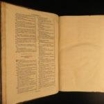 1587 Justinian LAW Corpus Juris Civilis Codex Digest Godefroy Modius Commentary